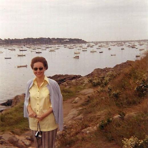1971 in bar Harbor, Maine