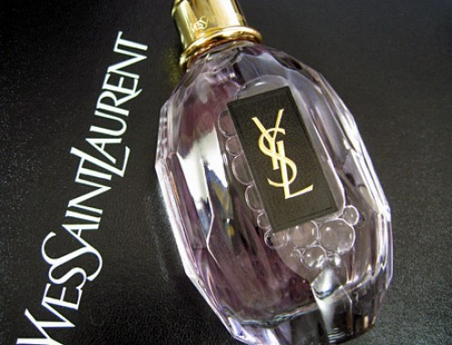 YSL Parisienne, a perfume for a night out.