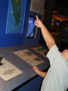 A trip to the Museum of Science & History