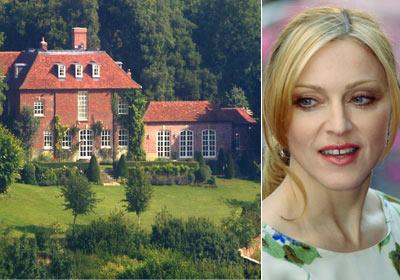 Madonna's Home