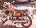 Suzuki's early 1970s two stroke triples,GT750, GT550, GT380, Classic Bikes, Restoration Tips.