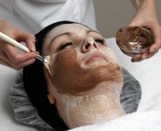 6. Chocolate Facial Therapy /Aquapura Spa
