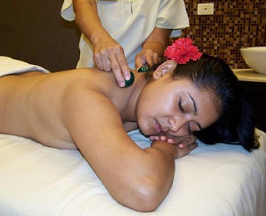 7. Harmony Balls Massage/Casa Dorada