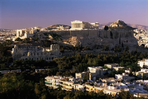 Athens Sightseeing Athens Sights - The Acropolis