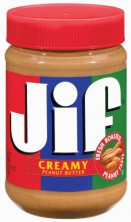 Jif really does make the Worlds Best Peanut Butter Pie. The taste of Jif just does it for the pie and once you taste it I think you will agree.