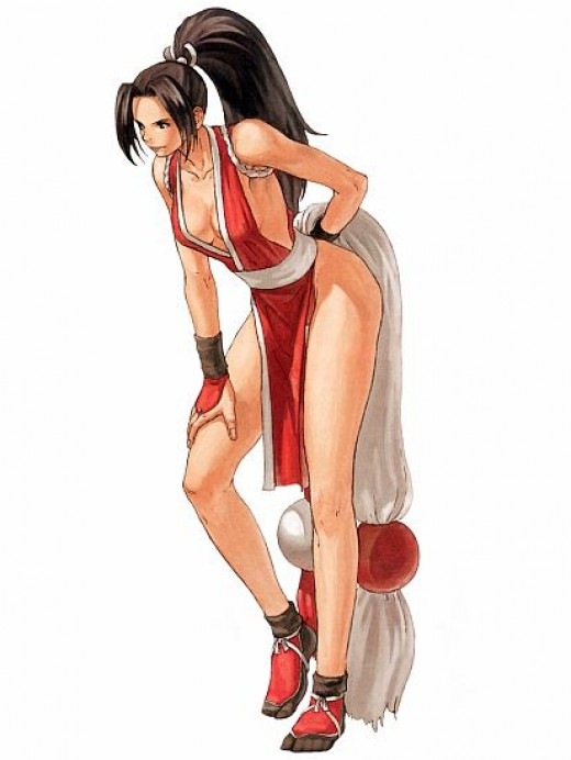 Mai Shiranui (Fatal Fury and The King of Fighters)