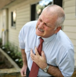 A heart attack can occur suddenly without warning
