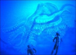 Oklahoma Octopus illustration