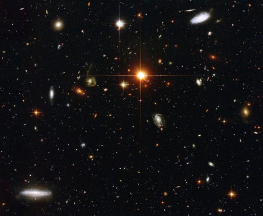 Credit:NASA, ESA and and The Hubble Heritage Team (STScI/AURA)   A Zoo of Galaxies