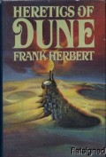 Review of Heretics of Dune