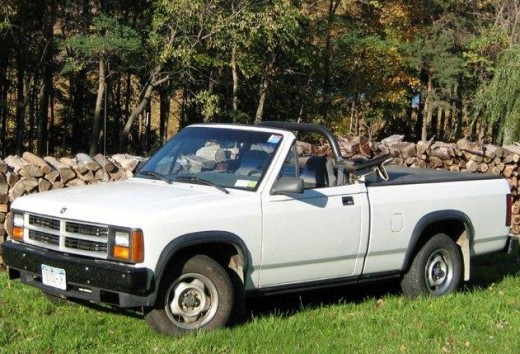 Dodge Dakota Convertible Pickup