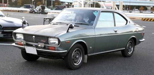Mazda RX2 Sedan