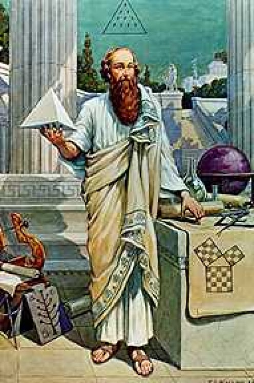 Complete History Of Greece - Pythagoras