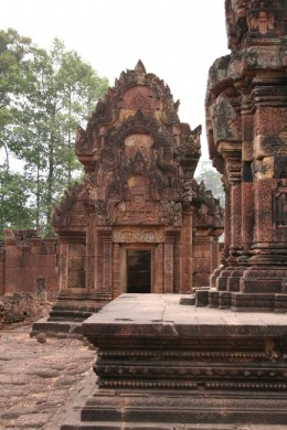 Consider traveling to an alternative destination - Temples in Cambodia