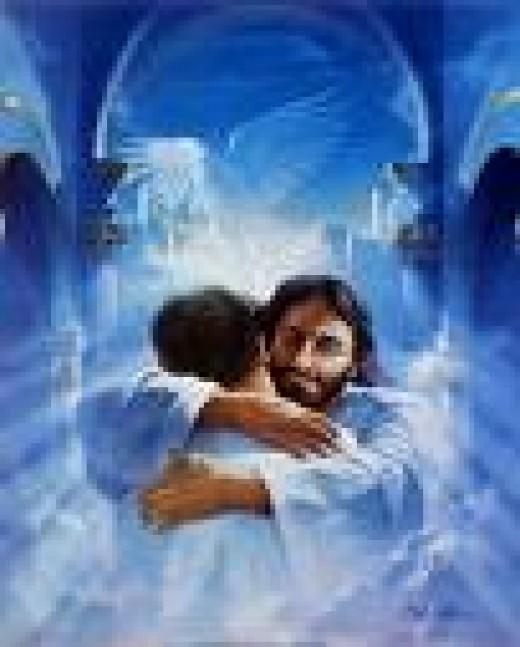 He forgives