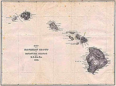 Map made in 1841