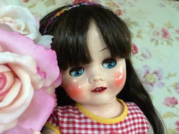 50's doll