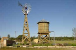 The windmills of the old west were primarily used to pump water.