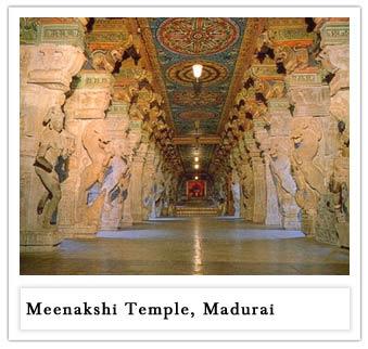 Another sight at Meenakshi temple