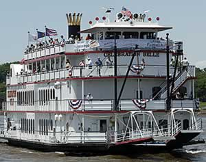 Enjoy A Day On The Riverboats