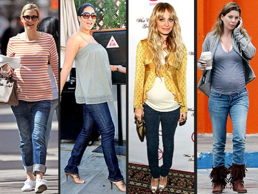 Maternity Clothes :* - Fashion Trends 2013 for pregnant women Picture