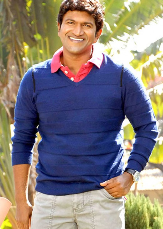 Puneet-Youngest of the three acter sons of Dr.Raj Kumar,Who is now the hero in demand