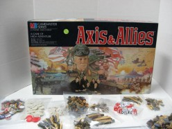Axis and Allies: Playing UK
