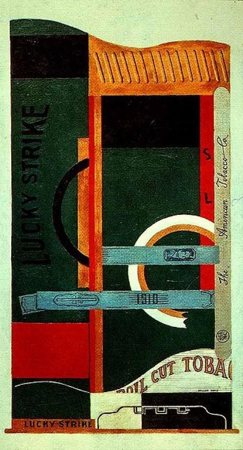Stuart Davis, 1921