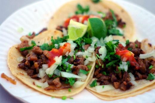 Tacos Al Pastor from Guerrero's