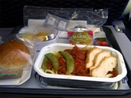 No more airlines meals
