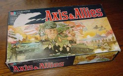 Axis and Allies: Playing Japan