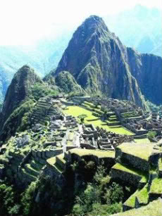 Machu Pichu-Inca empire picture courtesy of photobucket