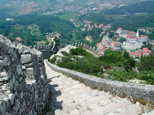 Castelo dos Mouros | The Moors' Castle - Sintra