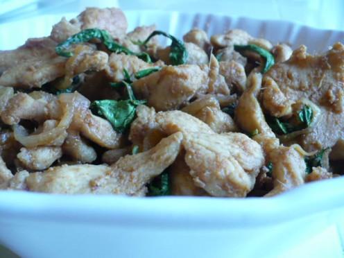 Laksa Chicken