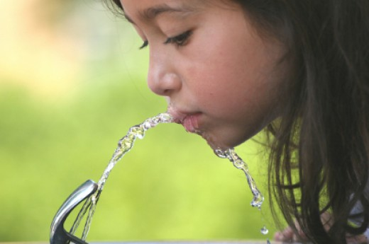 Pure Clean Drinking Water is Essential for Health