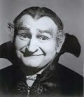 Grandpa Munster shows that humor and horror can mix.