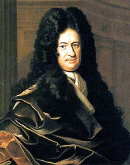 Gottfried Leibniz - Philosopher & Mathematician