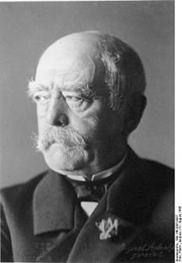 Otto von Bismark - Foreign Minister