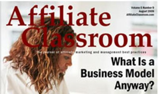 Affiliate Classroom Magazine