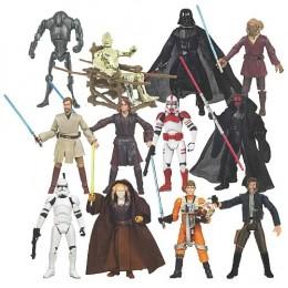 Star Wars Toys/Figures - Legacy Saga Legends