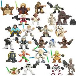 Star Wars Clone Wars Galactic Heroes Figures Wave 7