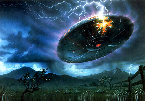 UFO Strike