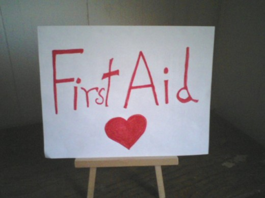 Work on making a first aid and survival kit for you and your family.