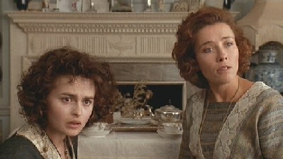 Helena Bonham Carter as Helen; Emma Thompson as Margaret
