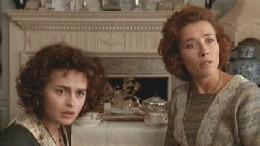 Helena Bonham Carter as Helen; Emma Thompson as Margaret