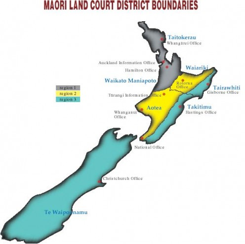 Maori Rich List for Unclaimed Maori Land Money 2008 | HubPages