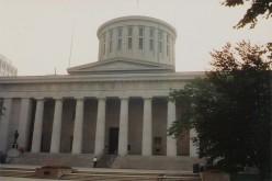 State Capitol, Columbus, Ohio.