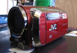 JVC Everio S Dual SD Memory Camcorder Review