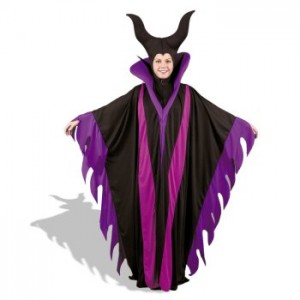 Snow White Maleficient Costume