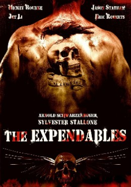 Expendables Movie Poster